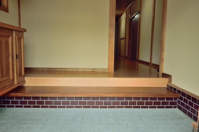 框・床板、重ね張り