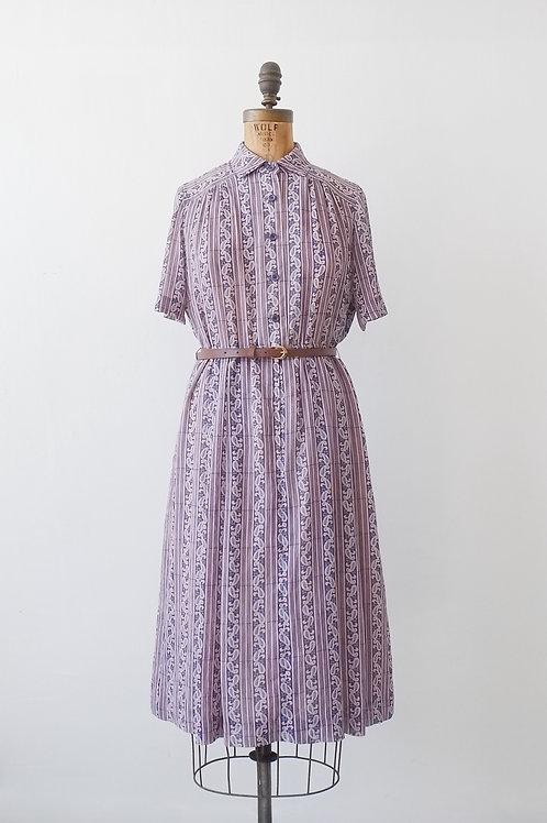 Vintage Grandma Betty Day Dress
