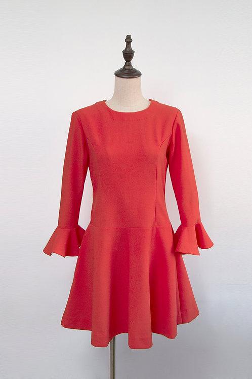 Vintage Godetia Shift Dress