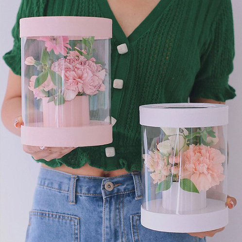 Packaging for Floral Gift Box