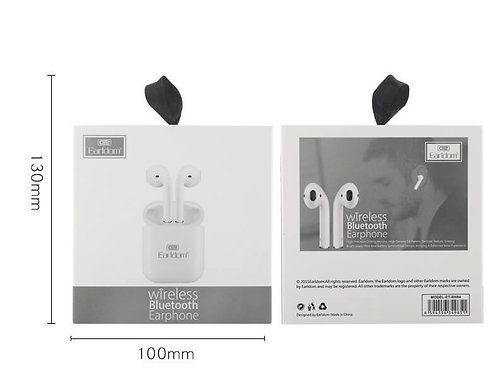 Packaging for Bluetooth Earbuds