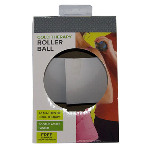 Packaging for Massage Ball