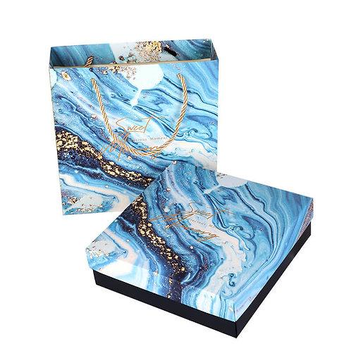 Printed Pattern Gift Box