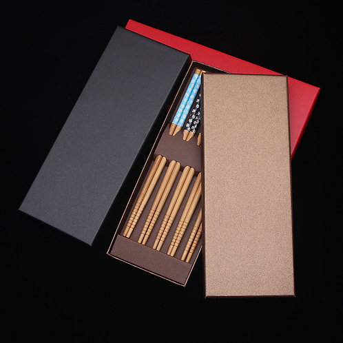 Packaging for 5-Pairs of Chopstick