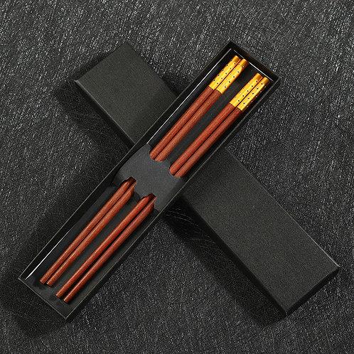 Packaging for Chopstick Giveaway Set