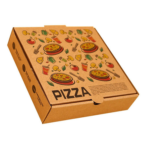 Packaging for Pizza