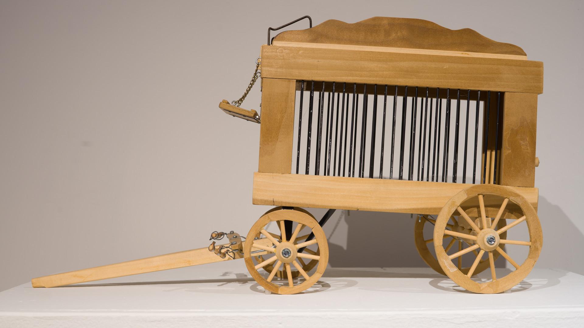 Snowbarger Wagon Model, 2007