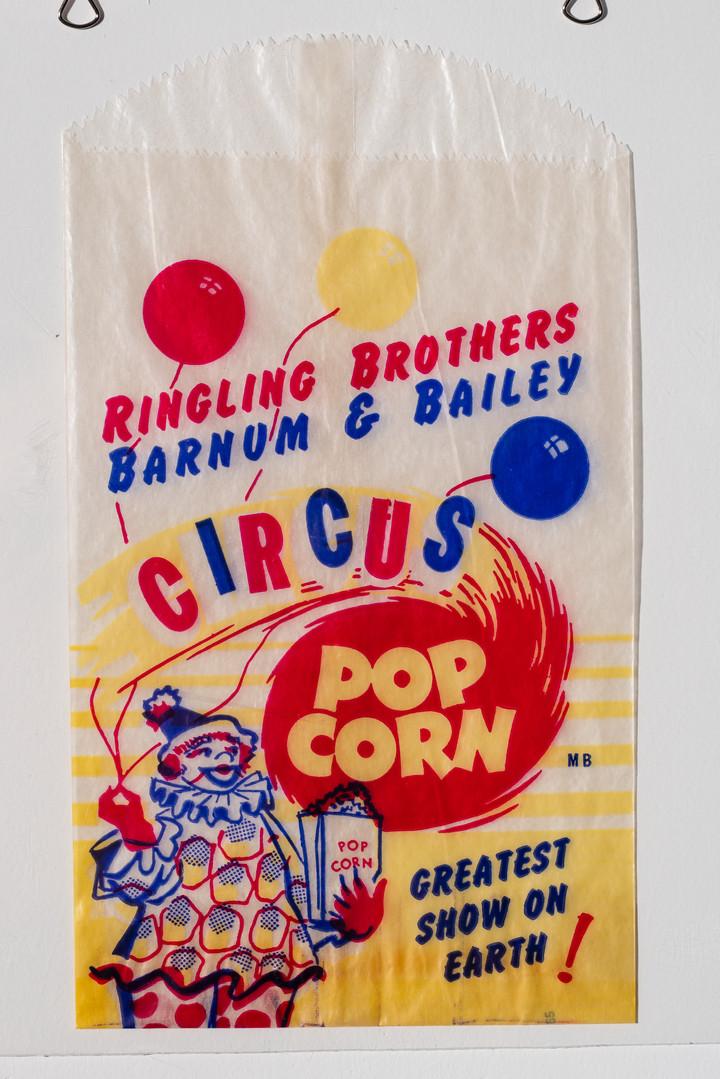 Popcorn Bag, date unknown