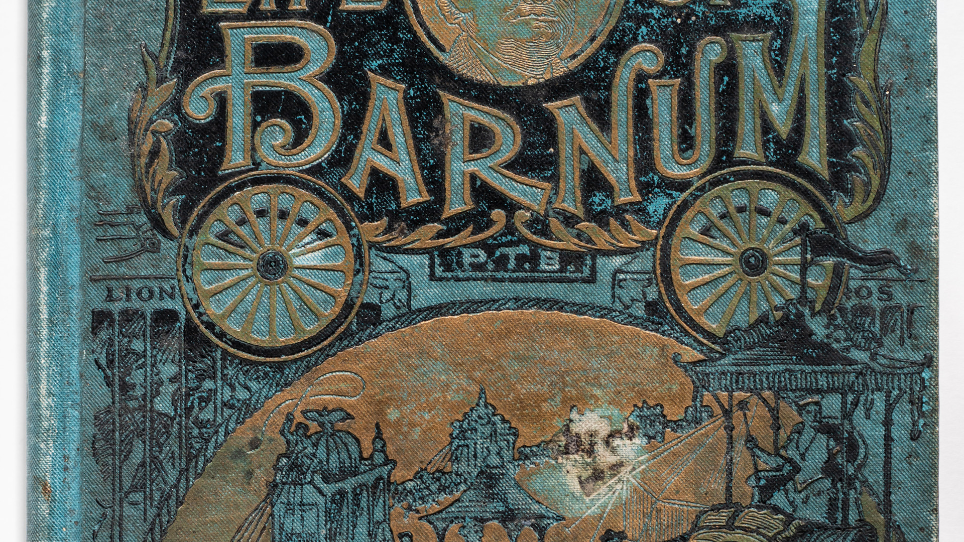 Life of Barnum Biography, date unknown