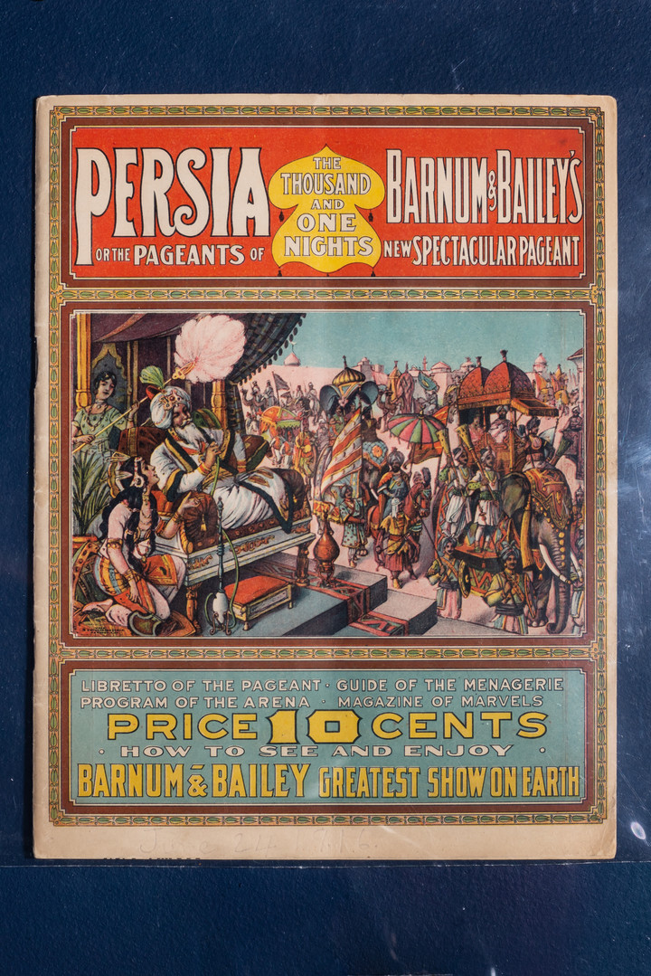 Persia or the Pageants of The Thousand and One Nights, 1916