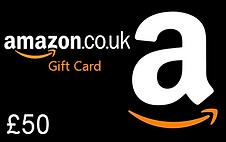 £50 amazon gift card