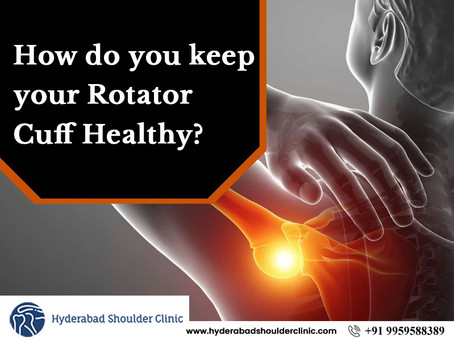 All About the Rotator Cuff