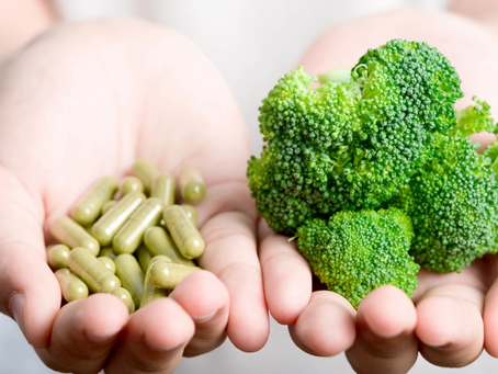 10 Ways to get the most Nutrients from your Food