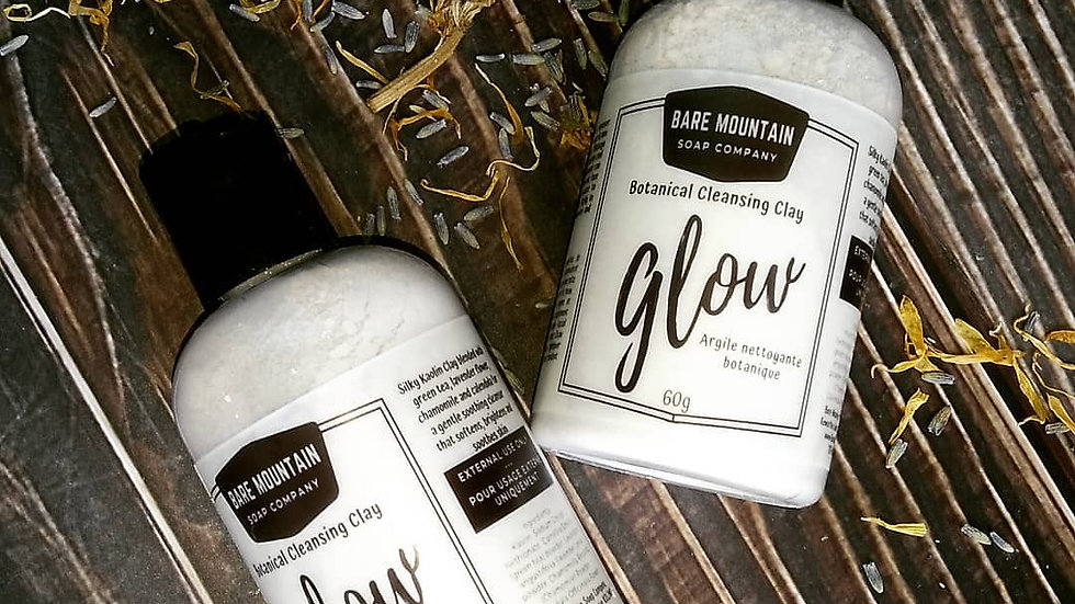 Glow - Cleansing Clay