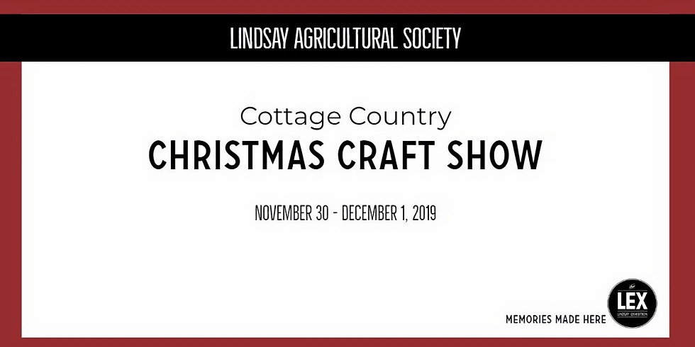 Cottage Country Christmas Show