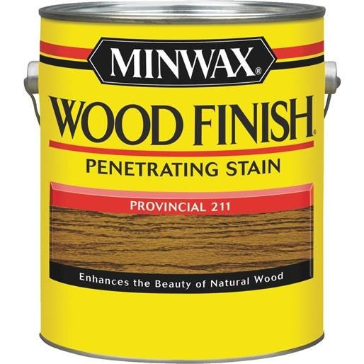 Miniwax PROVINCIAL wood stain