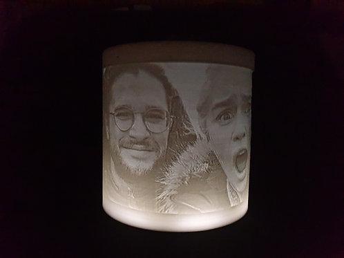 Illumi-Nighty: Photo Lamp
