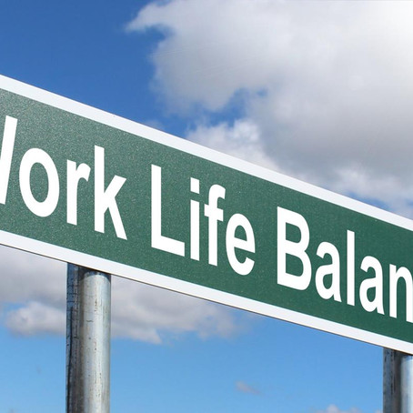 """The Importance of """"Work-Life Balance"""""""