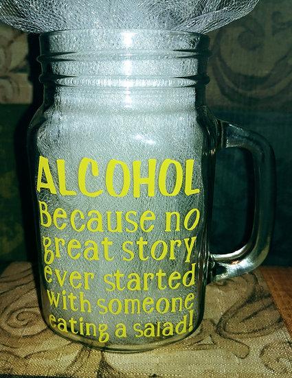 Alcohol Glass Mug