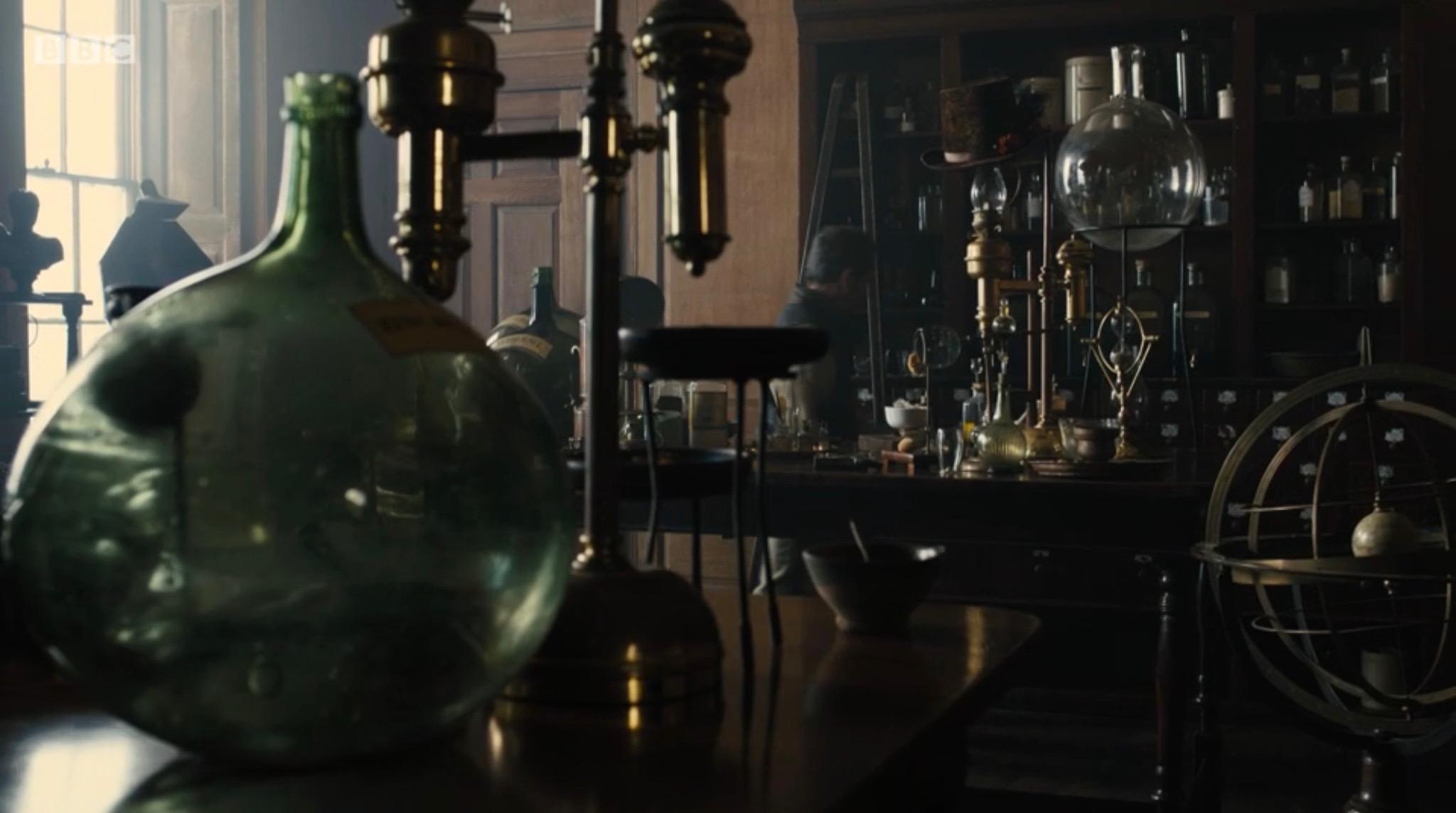 Cholmondeley's Lab
