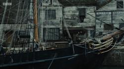 Wapping Docks