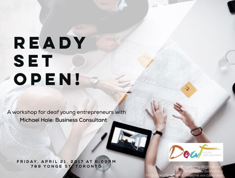 READY.SET.OPEN.        April 21, 2017