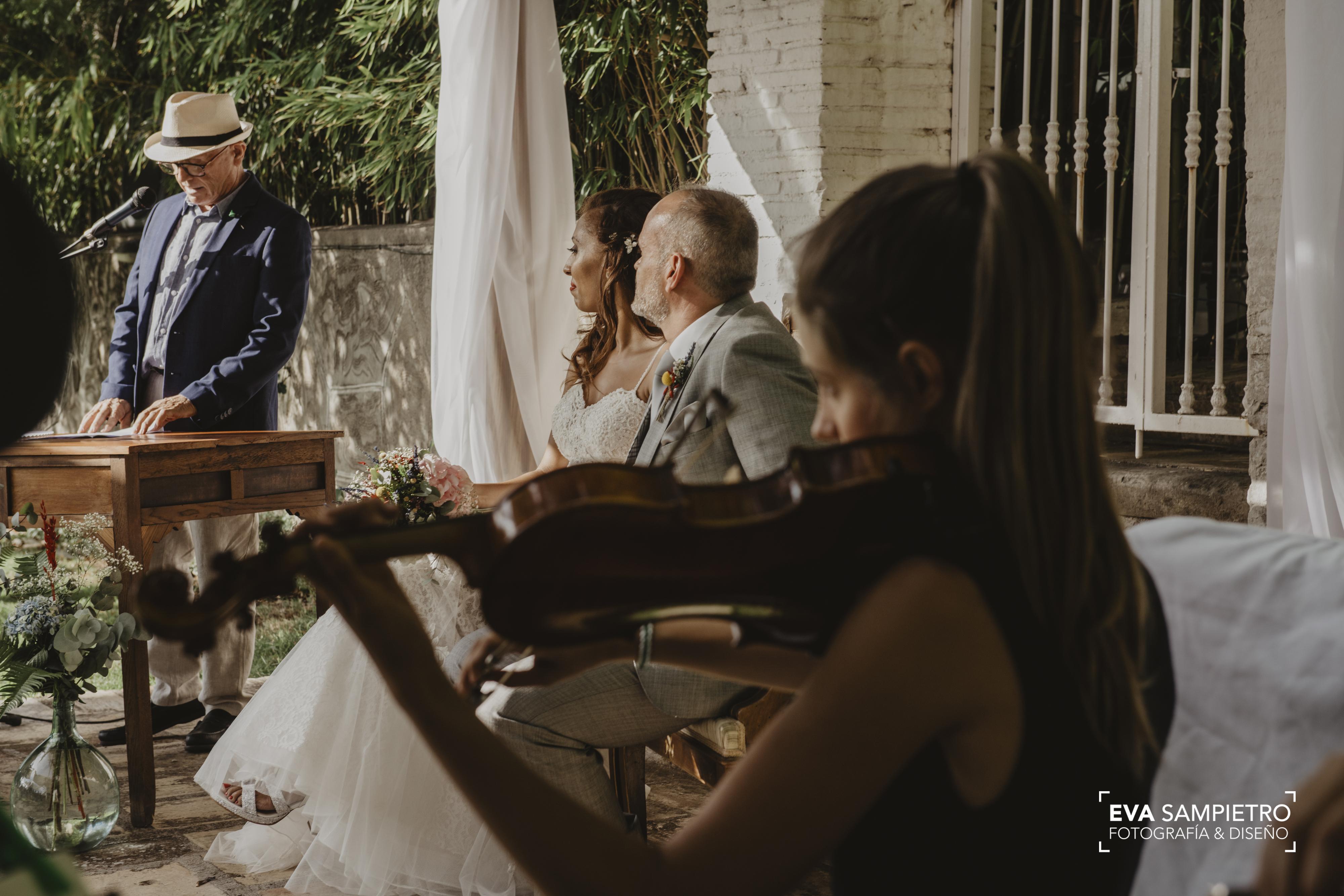 Fotografía de bodas en Monzón.