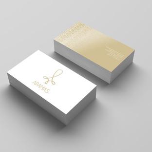 Logotipo y tarjetas de visita