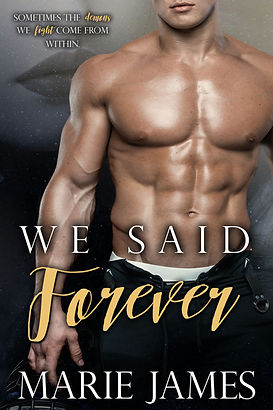 We Said Forever Marie James E-Cover.jpg