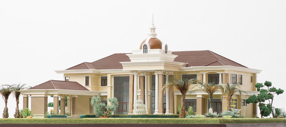 CRYSTAL HOUSE