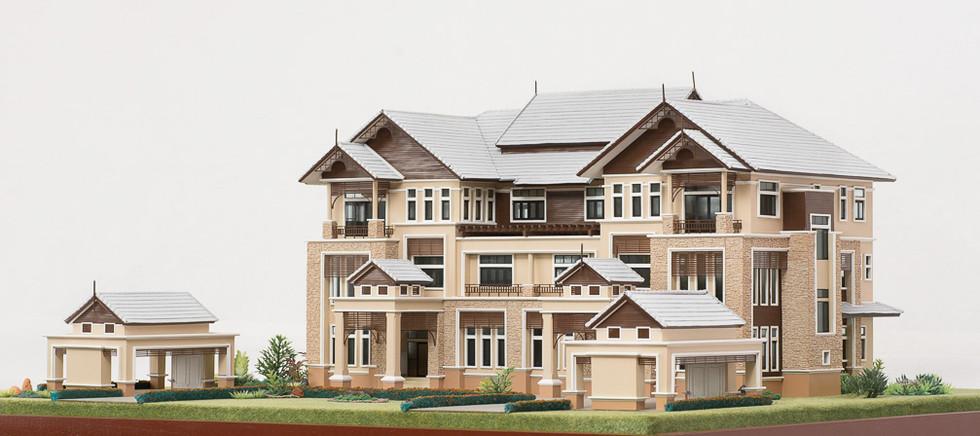 TWIN HOUSE