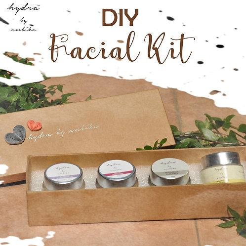 Skin Fuel : facial kit
