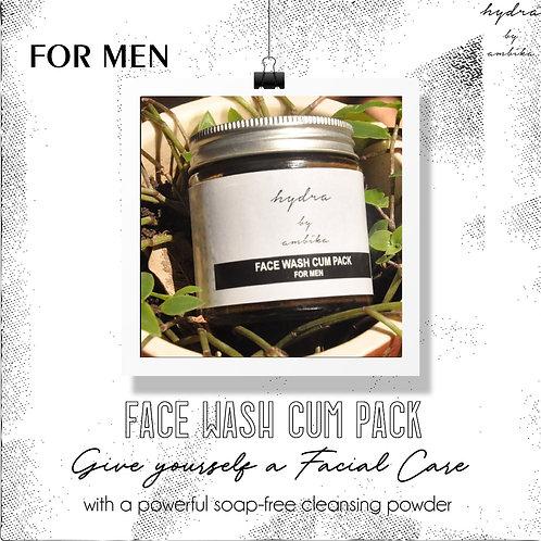 Face Wash Cum Pack