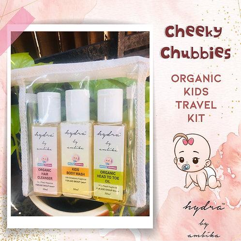 Cheeky Chubbies Travel Kit