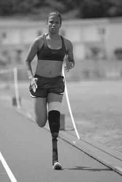 athlete paralympique