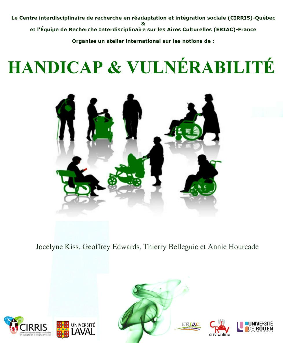 Handicap et Vulnérabilité