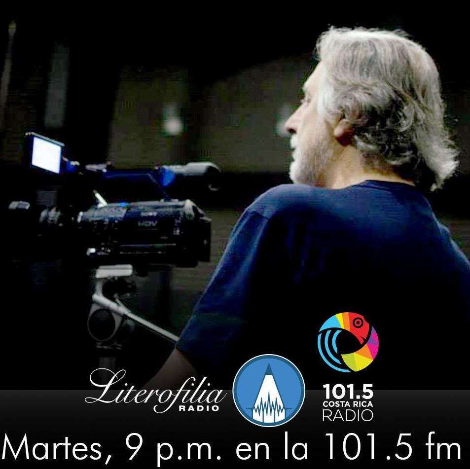 Luis Thenon, invité spécial à Radio Nationale, Costa Rica 2018-05-08