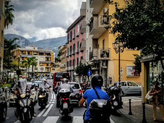 Photo log:  Sorrento