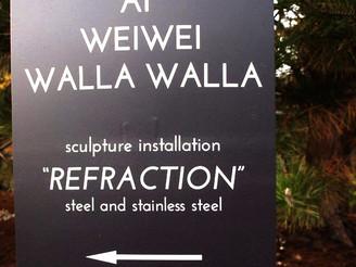 Weiwei @ Walla Walla