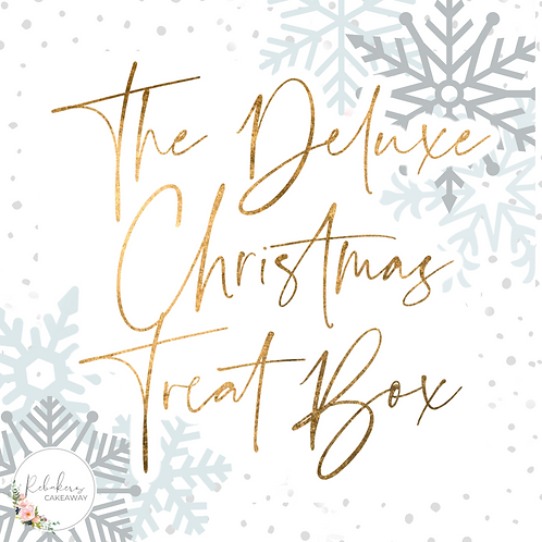 Postal - The DELUXE Christmas Treat Box