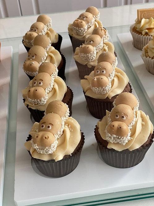 Box Of Kinder Cupcakes