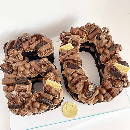 Overload Double Number Cake