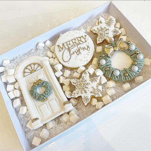 Postal - Christmas Cookies Box