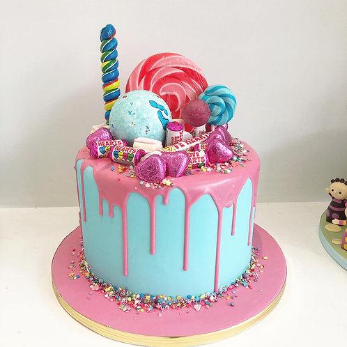 Sweet Shop Overload Cake
