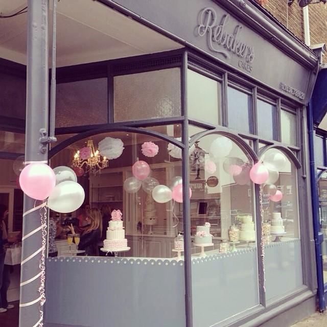 Rebakers cakes - 145 high street rainham Kent me8 8ba