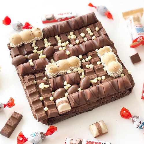 Chocolate Overload Brownie