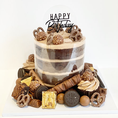 The Grazing Cake