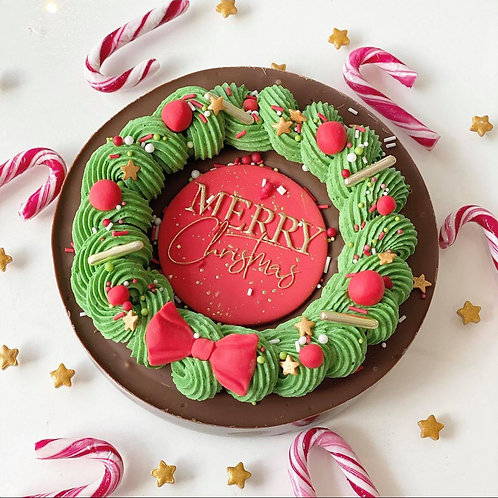 Christmas Brownie