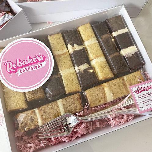 Cake Sample Box PRE ORDER