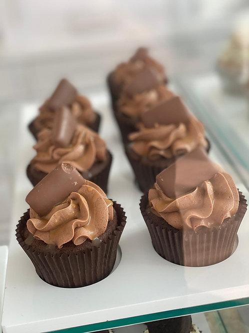 Box Of Daim Cupcakes
